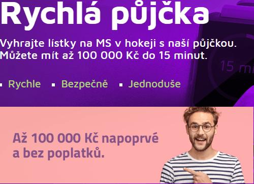 Chcete na finále MS v hokeji? RazDva půjčka vás tam dostane - Loando.cz.